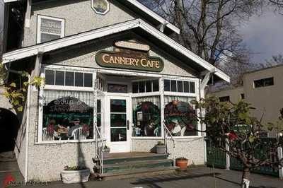 Medium cannery cafe