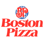 Small boston pizza logo