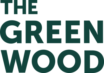 Medium thegreenwood logo darkgreen