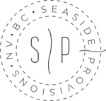 Small seaside provisions icon dark blue 1