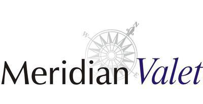 Medium 824meridian valet  blue letters