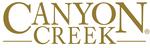 Small canyon creek logo