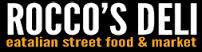 Medium rocco s deli logo